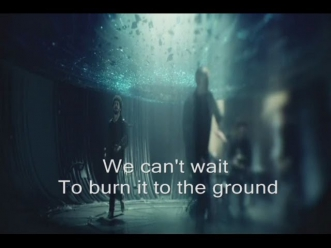 Linkin Park - Burn It Down Official Video Lyrics