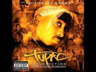 2 Pac - Starin' Through My Rear View (feat. Phil Collins and Yaki Kadafi)